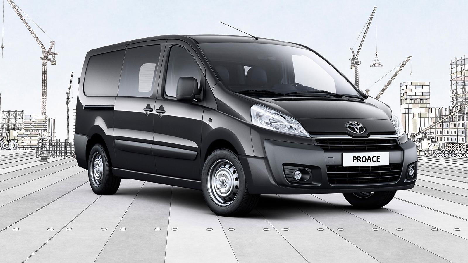 Toyota Proace Toyota Mons Concessionnaire Officiel